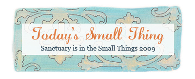 Today's Small Things