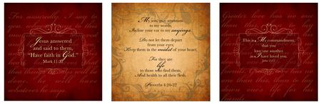 Scripture art