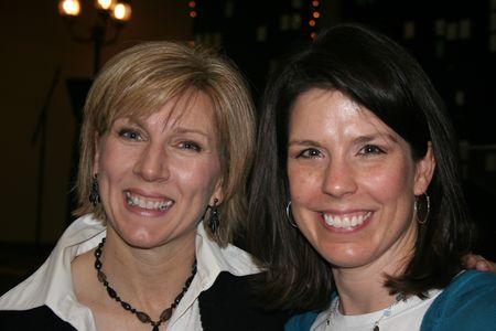 Rachel Anne and Mamabug IRL!