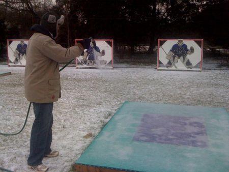 Tom's hockey complex