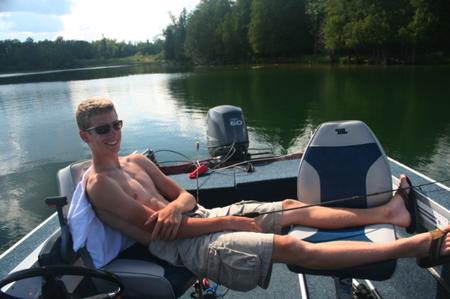 Grayson Fishing