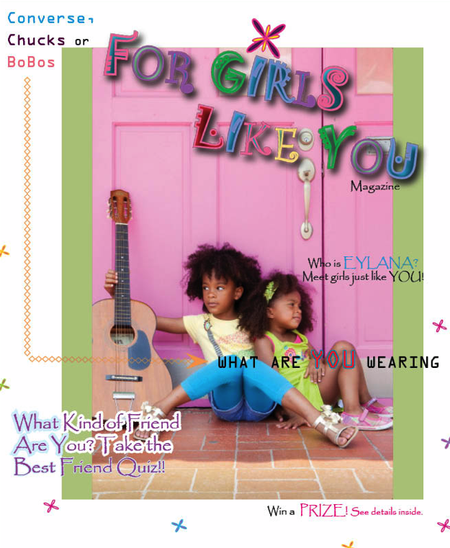 For Girls Like You Magazine