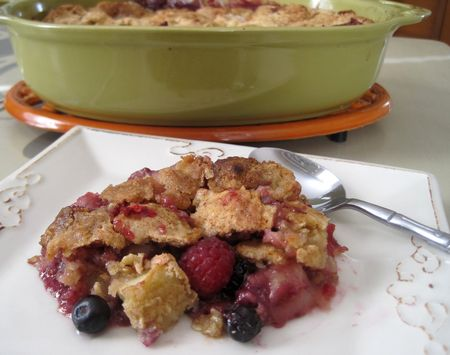 Apple Berry Bake photo