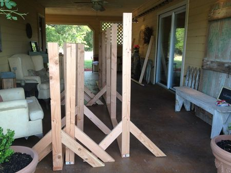 set supports