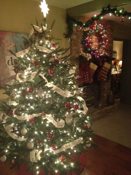Ridge Christmas Tree 2012