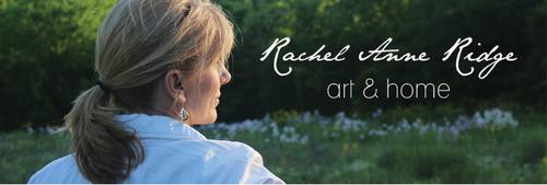 Rachel Anne Ridge - art & home