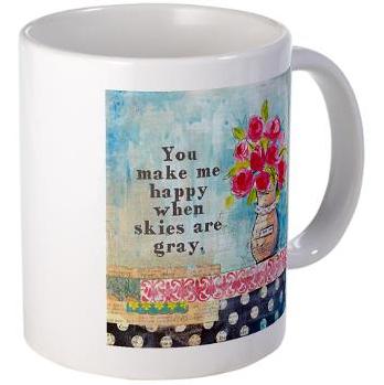 Rachel Anne coffee cup