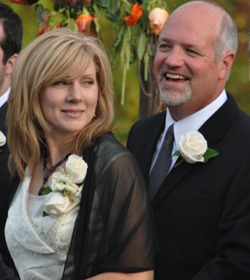 Tom and Rachel Ridge