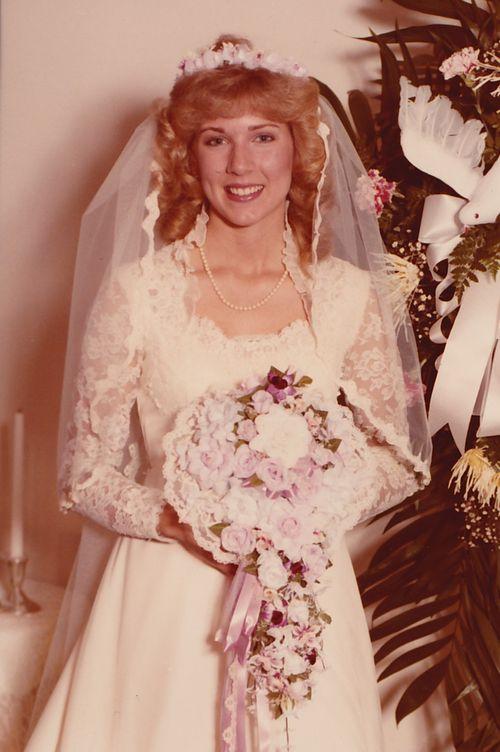 Rachel Ridge wedding