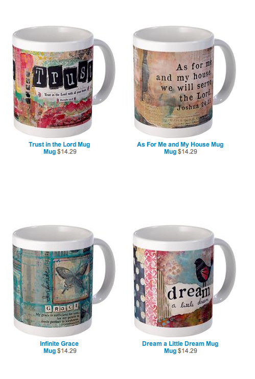 Coffee mugs Rachel Anne