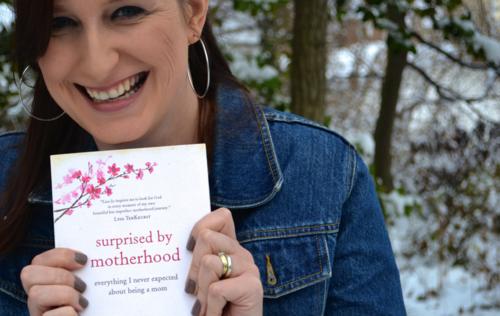 Lisa-Jo Baker Surprised by Motherhood