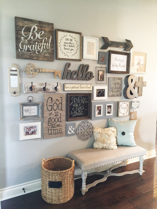 Entry-Way-Gallery-Wall