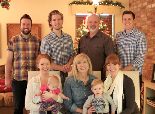 Ridge Family photo 2014