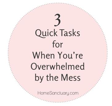 3 Quick Tasks