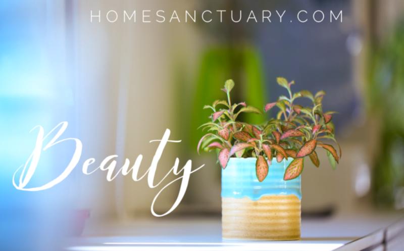 home sanctuary beauty