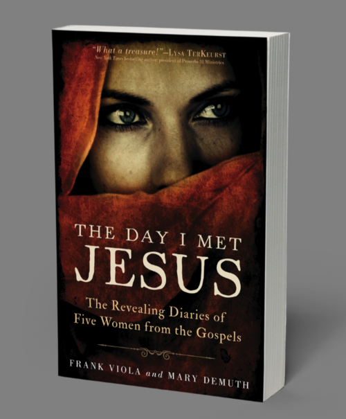 The Day I Met Jesus, (Viola, DeMuth)