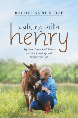 Walking with Henry final cover