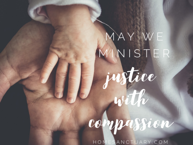 justice with compassion