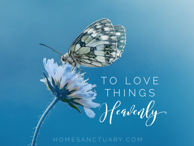 love things heavenly bcp
